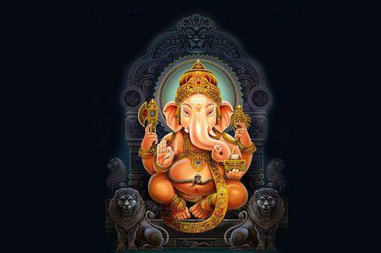Mahodara - 8 Avatars of Lord Ganesha