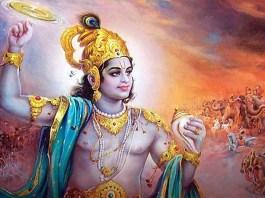 Shri-krishna-Shankhnaad