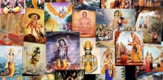 Vishnu Incarnations1