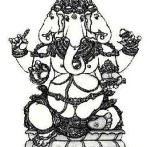 Dvija Ganapati