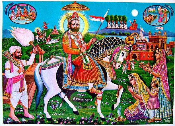 Ramdev Ji Baba