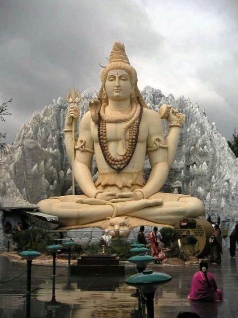 Kemp Fort Shiva Statue