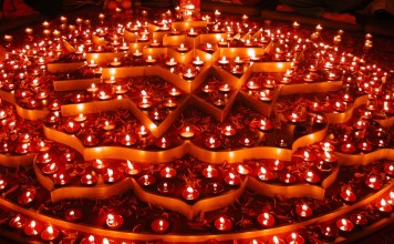 Diwali Festival In India