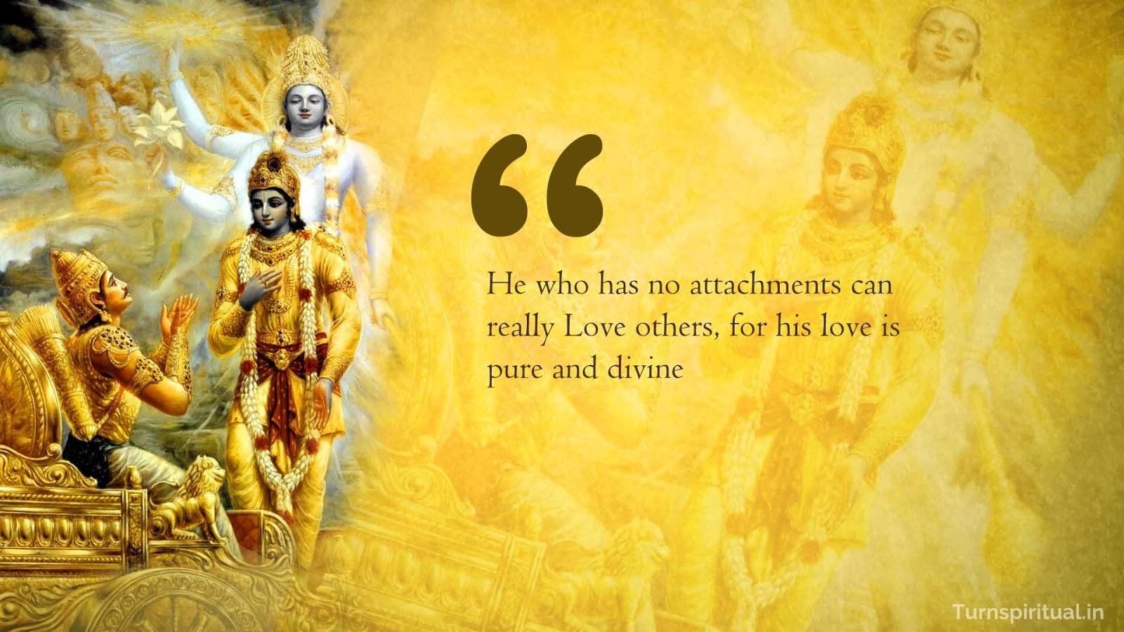 Quotes By Lord Krishna From Bhagavadgita Wordzz