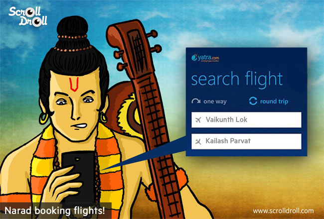 Narad Booking Flights