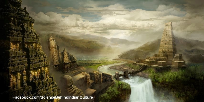 Why Temples Should be COnstructed according to Vedic Way Ancient indian principles