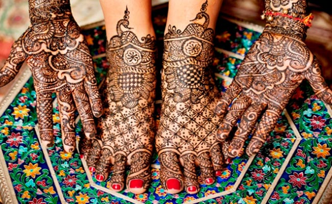 Why Do We Applying Mehendi