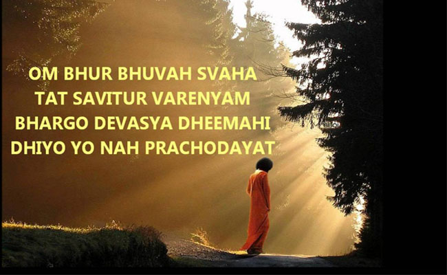 Why Gayathri Mantra Is Chanted In Prayers