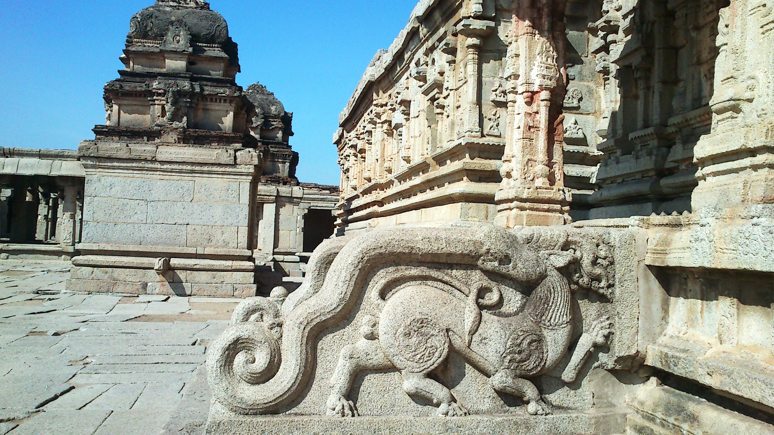 virupaksha carvings