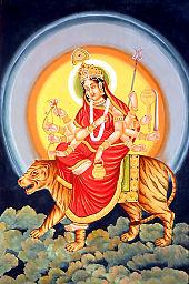 Charndraghanta -Durga