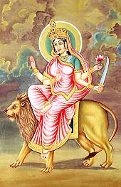 Katyayani Nava Durga