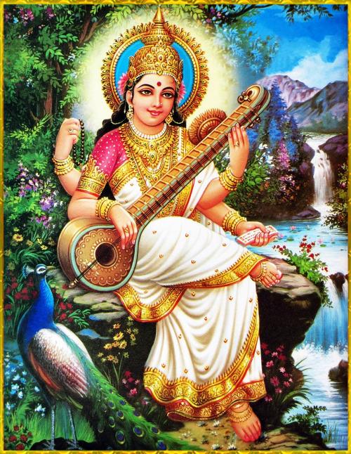 Saraswati Maa Ji