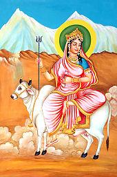 Shailaputri - Durga