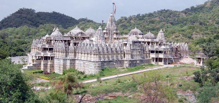 Ranakpur Jain Temples Rajasthan