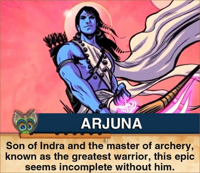 10 Most Unforgettable Characters of Mahabharata!