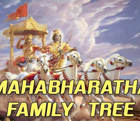 mahabharatha-family-tree