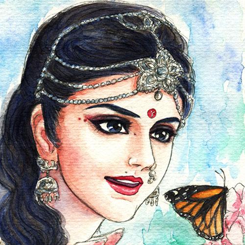 draupadi and 9 women with serene beauty in mahabharata satyavati 6 70590 satyavati - 10 Most Beautiful women of Mahabharata