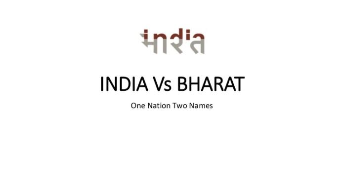 indiavsbharat