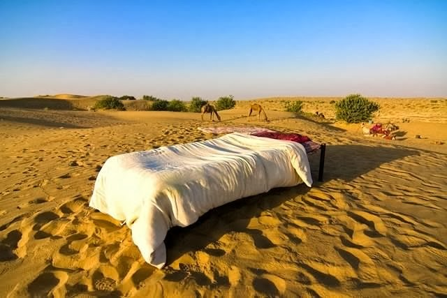 m Desert Camp 1 - Top 10 Places to Visit in India Before You Turn 30