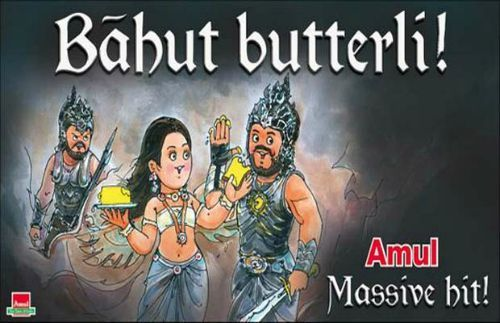 186.2 - 50 Impressive Bollywood-Inspired Amul Ads!