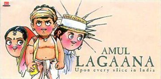 Amul ad lagaan - 50 Impressive Bollywood-Inspired Amul Ads!