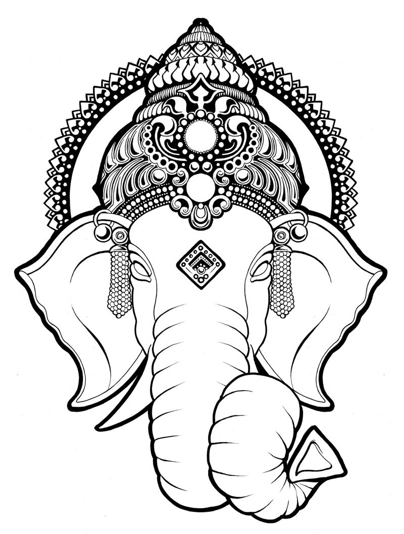 Ganesh logo image wordzz beautiful ganesh logo buycottarizona