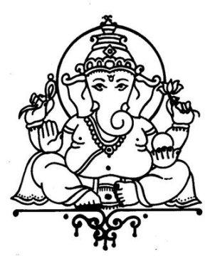 Ganesh Logo Image