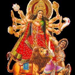 Goddess-Durga-Maa-PNG-File