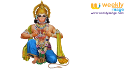 Hanuman-Transparent