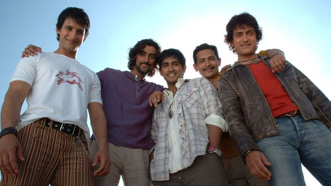 Rang De Basanti Movie Wallpapers