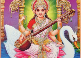 Beautiful Saraswati Maa Photos 1