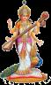 Saraswati PNG Clipart - Saraswati PNG Transparent Images