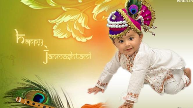 Happy Sri Krishna Janmashtami Whatsapp Status Dp Images Wordzz