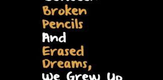 Somewhere we grew