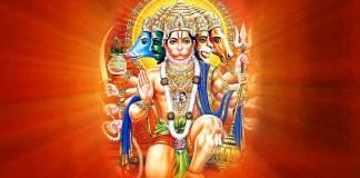 hanuman-panchmukhi