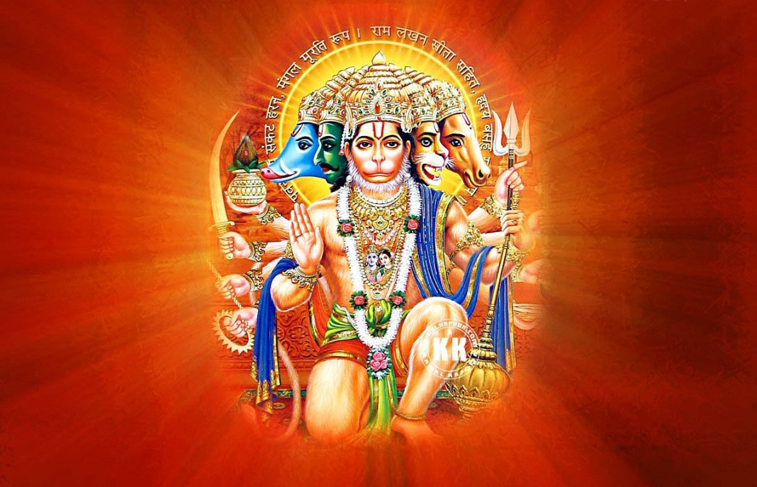 Panchmukhi Hanuman pictures Awesome wallpaper in HD
