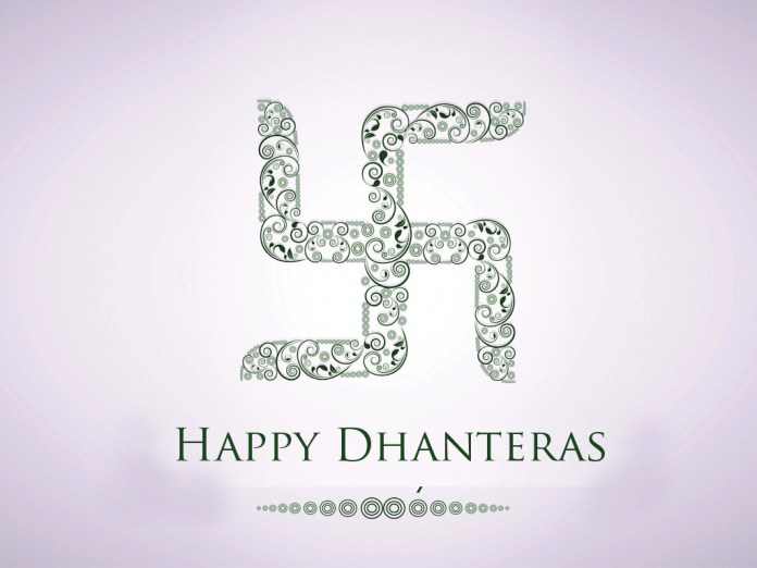 Happy Dhanteras widescreen