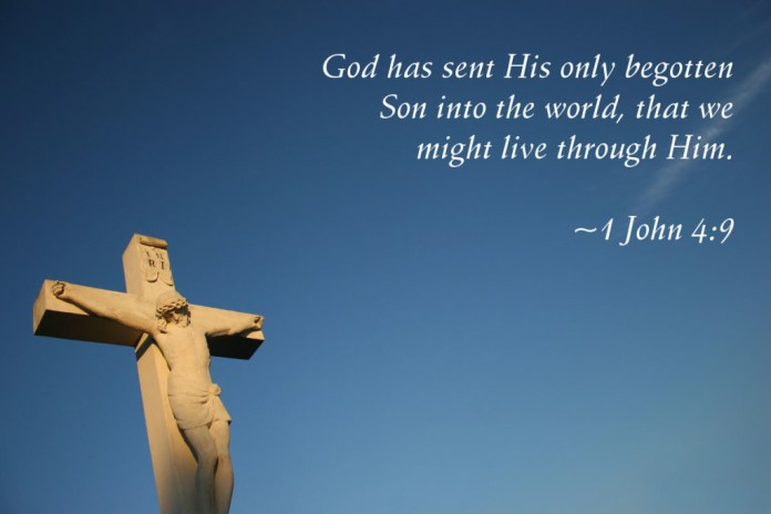 Beautiful Jesus quotes from the chapter of John
