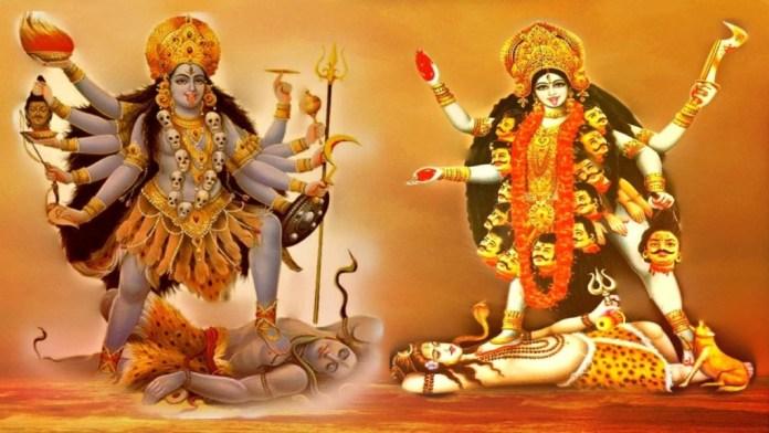 Kali Maa awesome wallpaper in HD