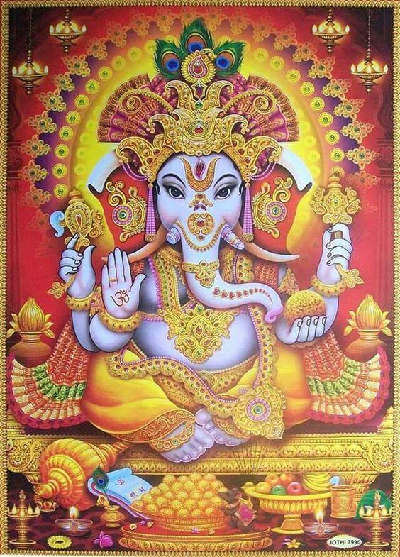 lord-ganesha-with-mayilpeeli