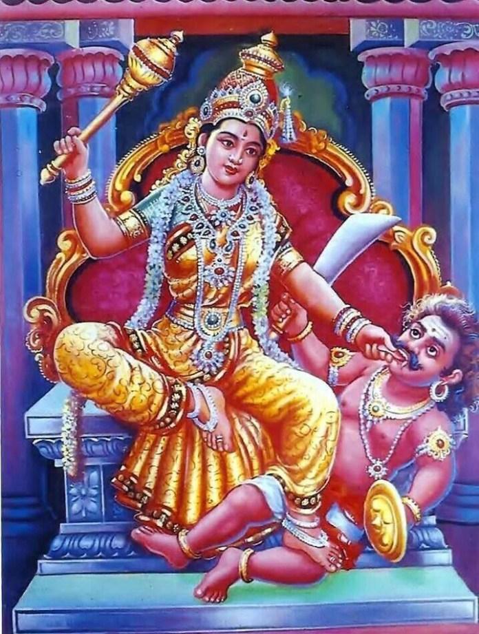 Bagalamukhi Jayanti - Bagalamukhi Jayanti