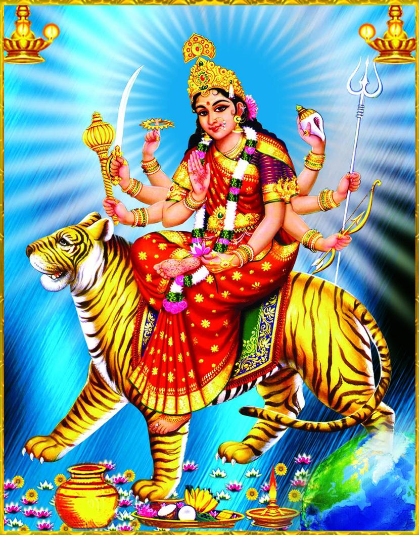 Maa Durga Photos