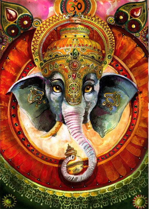 Ganesha Trunk