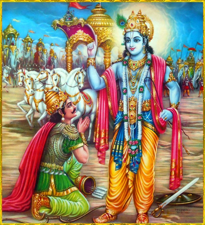 arjun and krishna relationship tips