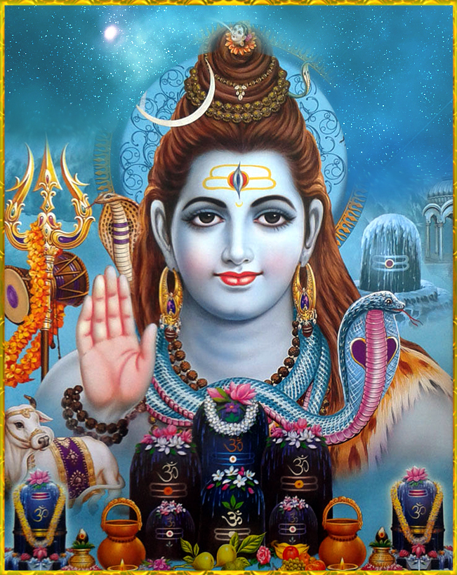 Lord Shiva Beautiful Image