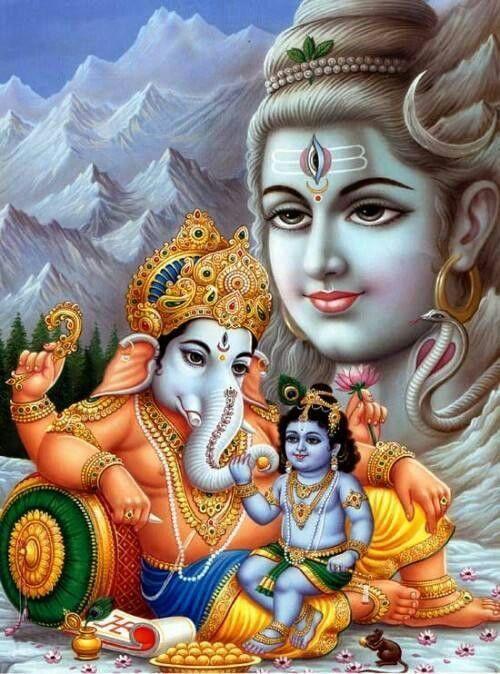 Shiva Ganesh Krishna