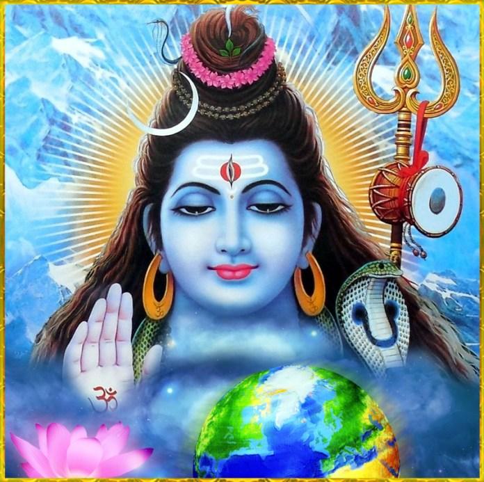 Shiva The Universe