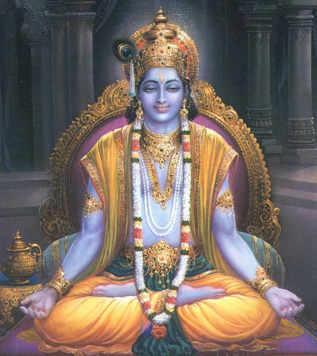 Shri Ram in Dhyaan
