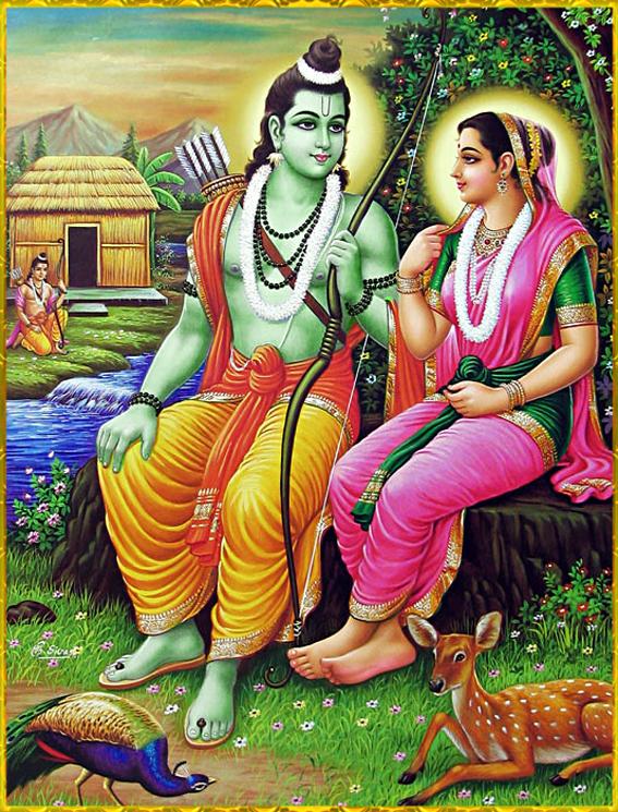 Sita Ram in Vanvaas