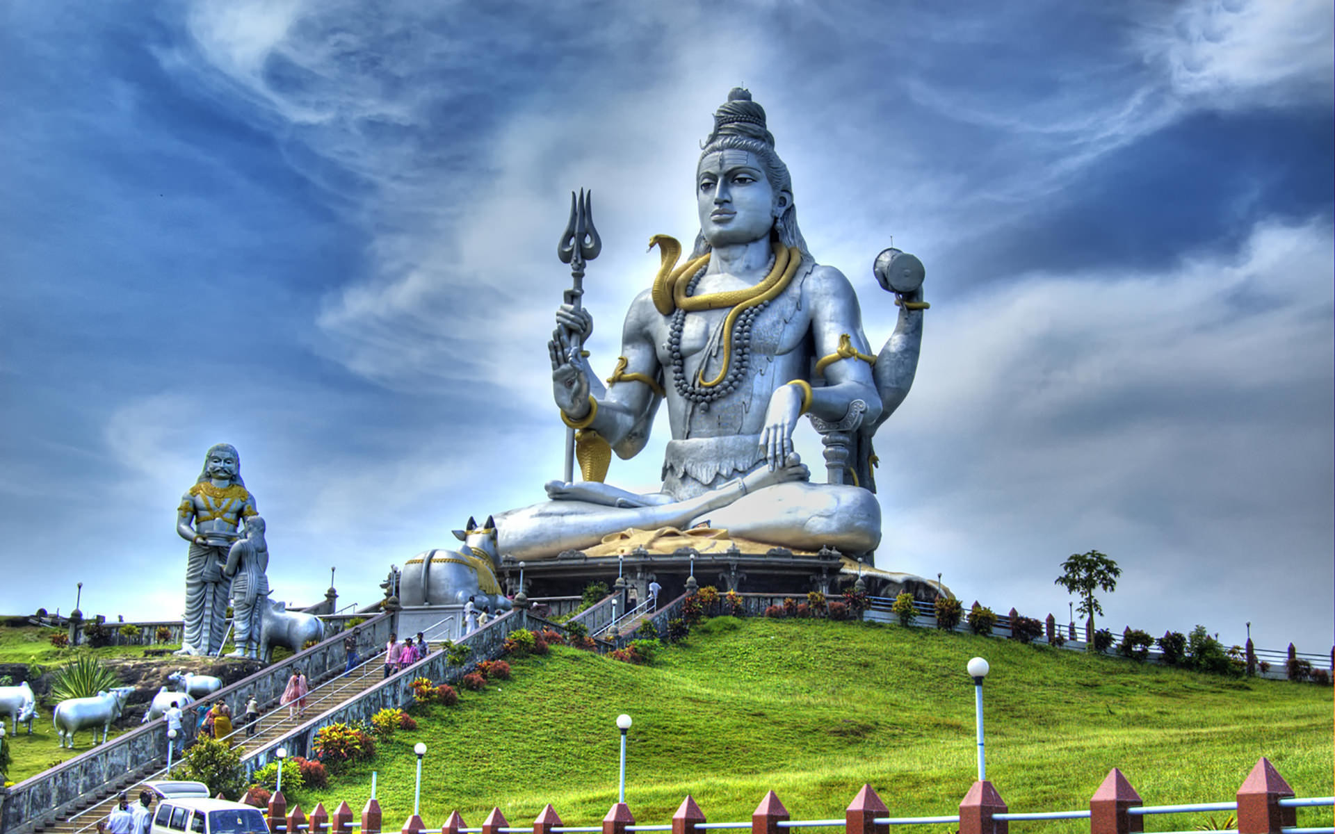 Lord Shiva Murdeshwar Wallpaper